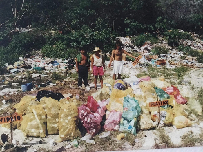 Tulum Recycling